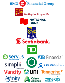 Logos of the different Sign-in Partners